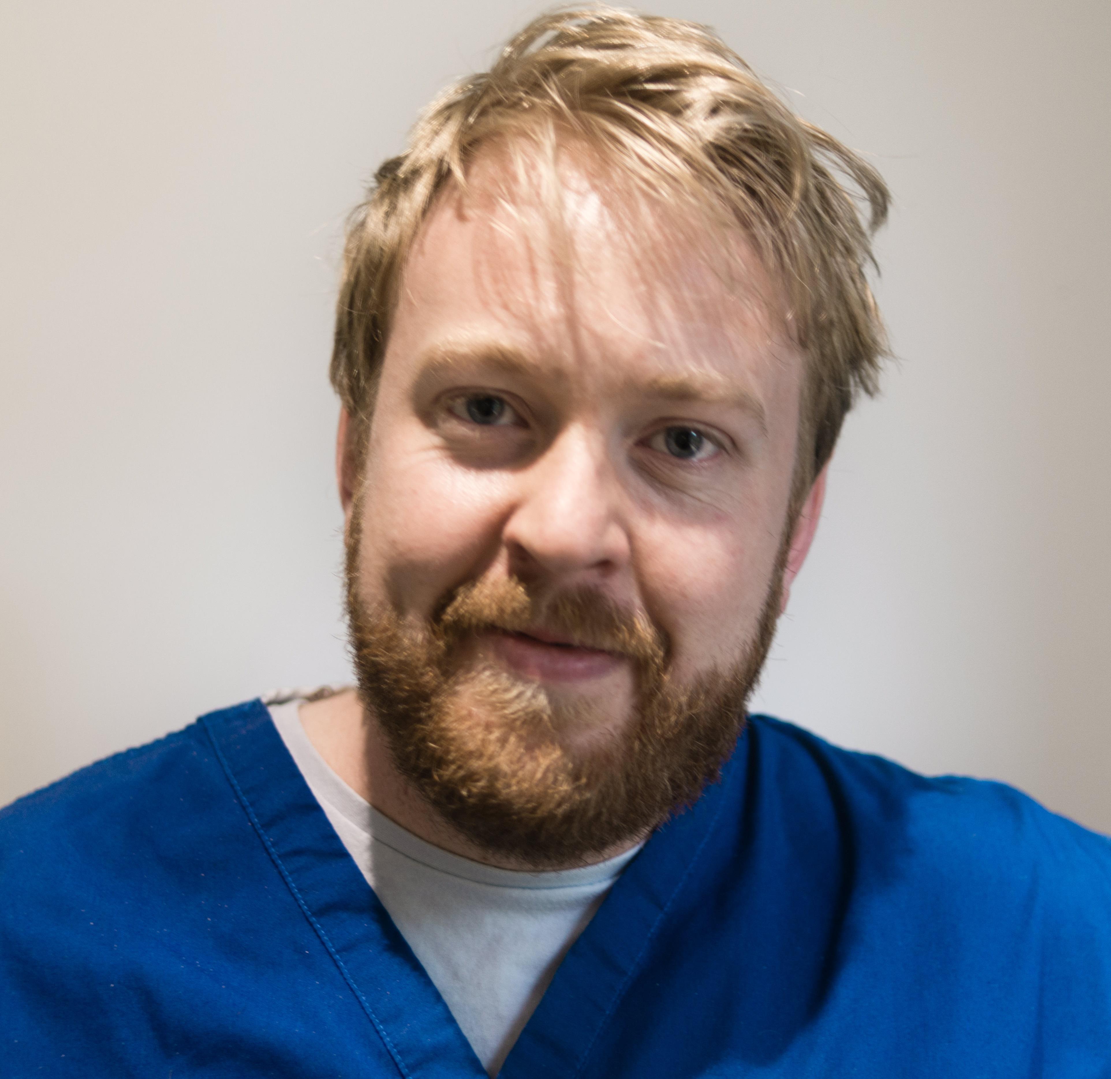 Dr Dan Elliston general dentist associate Confident Dental